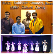 Sandeep Marwah Honored at NSCB India Cultural Centre in Kuala Lumpur