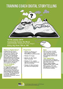 International Digital Storytelling training for coaches and trainers