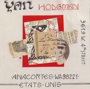 sent to Yan Hodgman
