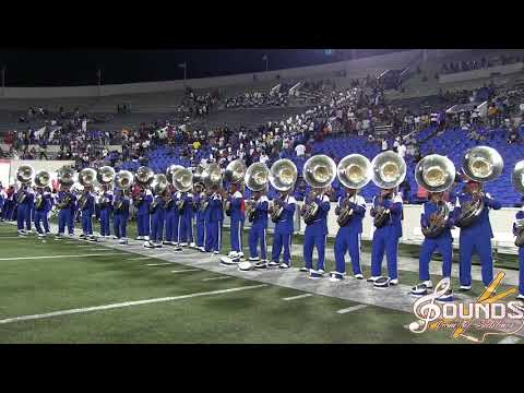 """Tennessee State University Marching Band   """"Post 5th Quarter Fanfares"""" 2019 @SHC"""