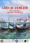 George Paunescu - Luci di Venezia
