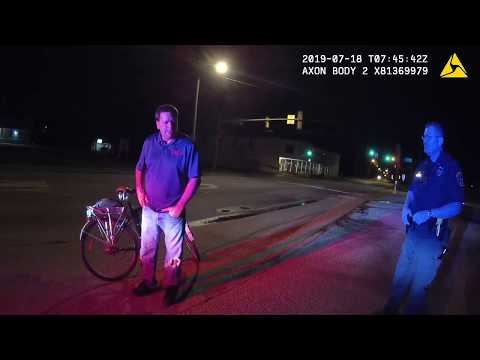 "Ignorant police ""Officer"" Mark Wilkey"