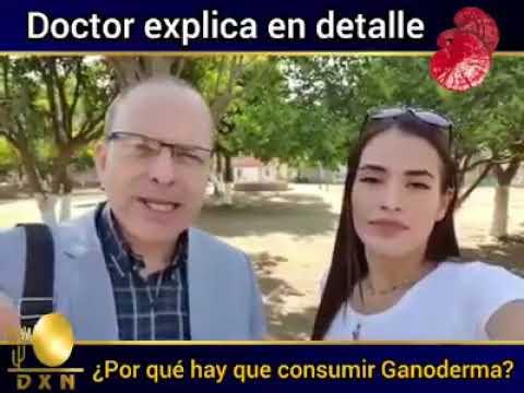 PORQUE CONSUMIR GANODERMA LUCIDUM DE DXN