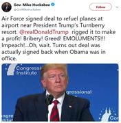 Trump Rigged It - Oh wait