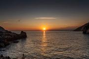 Portovenere, tramonto