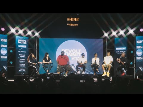 T.I., Killer Mike, Candace Owens, & More Talk: Black Agenda, Voting, & Donald Trump | REVOLT Summit