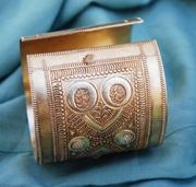DSC_0986 Libyan Silver bracelet