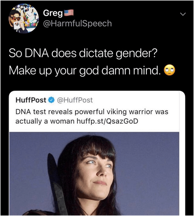 "But Did They ""Identify"" As A Woman?"