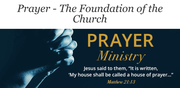 ChrirstianBook.com Prayer Ministry Resources