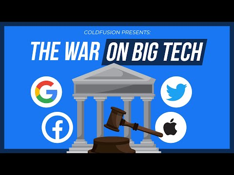 The War on Big Tech - Everything is About to Change