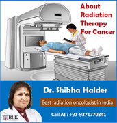 Dr. Shikha Halder Radiation Therapy Specialists