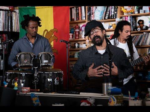 Damian 'Jr. Gong' Marley: NPR Music Tiny Desk Concert