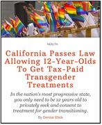 California Still Leading In Stupidity