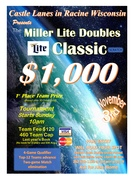 Tournament Miller Lite Doubles Classic