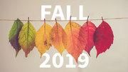 Fall 2019 Semester