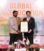 Sandeep Marwah Decorated With Honoris Causa- Doctor of Literature