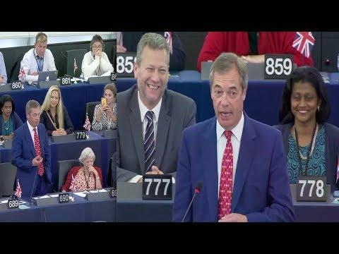 Nigel Farage warns Brexit deal hands ALL power to EU and leaves UK at mercy of Brussels (18-09- 19)