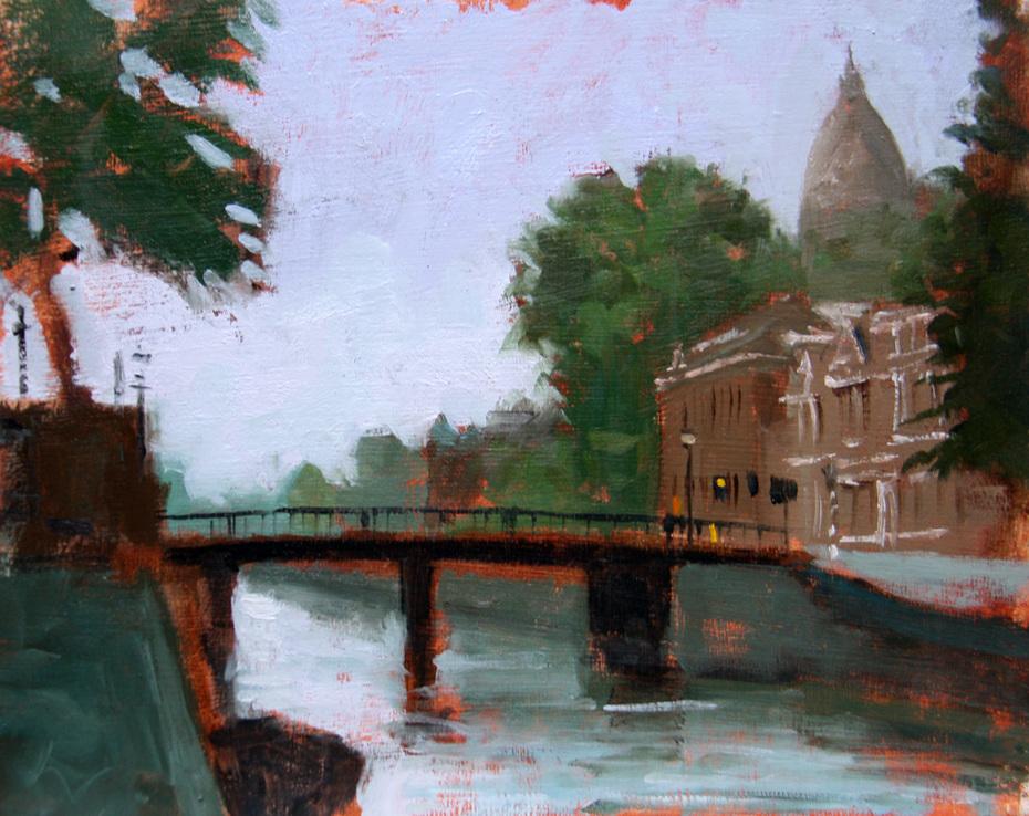 Leidesbrug,-in-the-rain