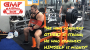 Gary Miller Fitness conquering yourself