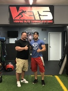 Gary Miller Fitness meeting other great coach