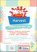 Messy Harvest at Muswell Hill Methodist Church