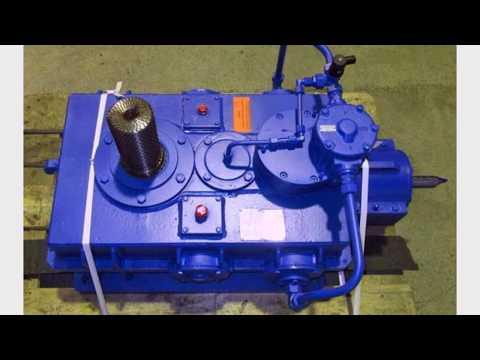 Foote Jones Gearbox Repair Flender Gearbox Repair