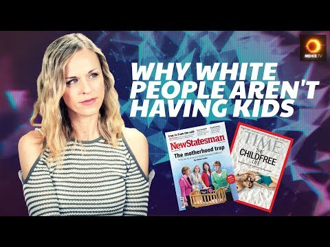 Why White People Aren't Having Kids