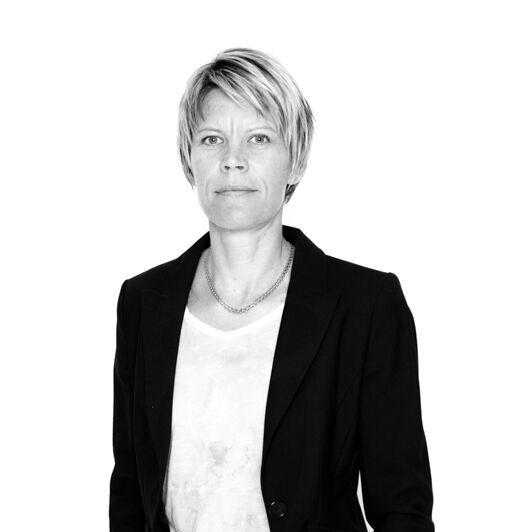 Pernilla Forsberg Tiger