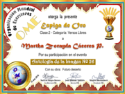 MARTHA ZORAYDA CACERES PABON
