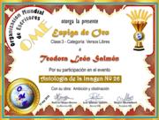TEODORA E. LEON SALMON