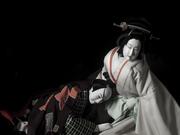 Lincoln Center's 2019 White Light Festival presents Sugimoto Bunraku Sonezaki Shinju:The Love Suicides at Sonezaki