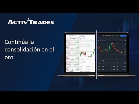 Video Análisis: Continúa la consolidación en el oro