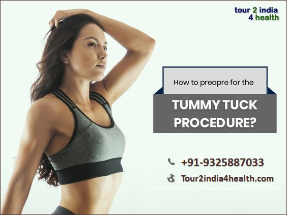 How to Prepare for the Tummy Tuck Procedure India?