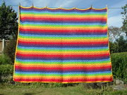 Rainbow Blanket #2 - September 2019