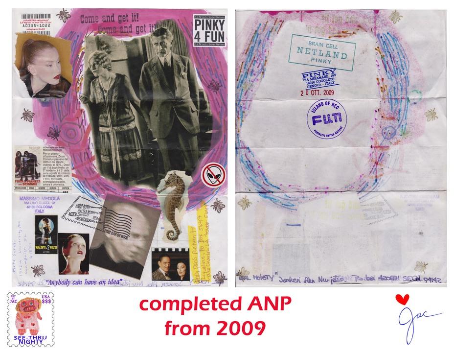 2009 ANP