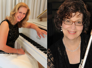 Kristi Lobitz, Piano And Susan Greenberg, Flute