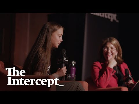 """Greta Thunberg on the Climate Fight: """"If We Can Save the Banks, Then We Can Save the World"""""""