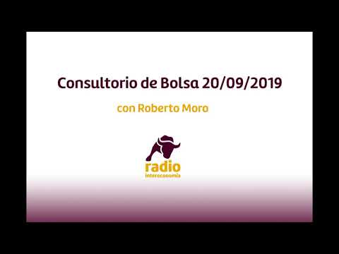 Audio Análisis con Roberto Moro: IBEX35, Colonial, IAG, OHL, Iberdrola, Mapfre, Mediaset, Melia, Ga…