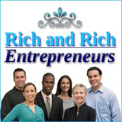 Rich and Rich Entrepreneurs