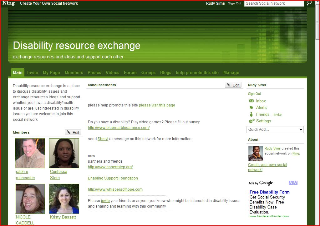disabilityresourceexchange.com