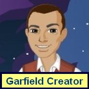 Garfield Creator
