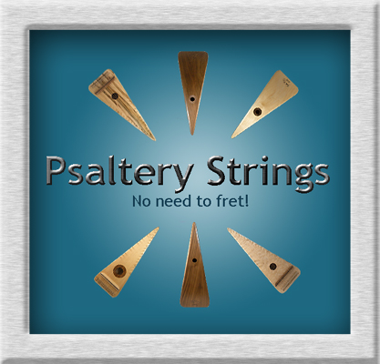 Psaltery Strings