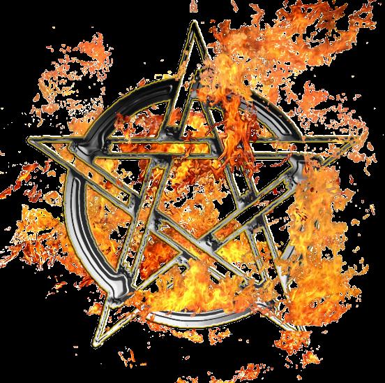 pagan fire side