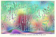 Mail art by Ficus strangulensis (Charleston, West Virginia, USA)