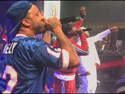 Benny The Butcher, Jadakiss & 38 Spesh Perform 'Sunday School' Live At Sony Hall (New Video 2019)