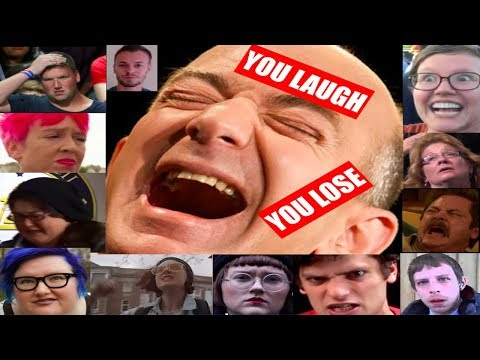 YOU LAUGH YOU LOSE - SJW CRINGE EDITION