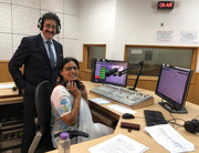 Sandeep Marwah Invited By All India Radio
