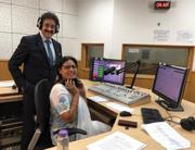 Sandeep Marwah Invited By All India Radio