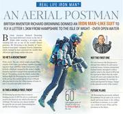 Aerial Postman