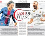 Clash of titans